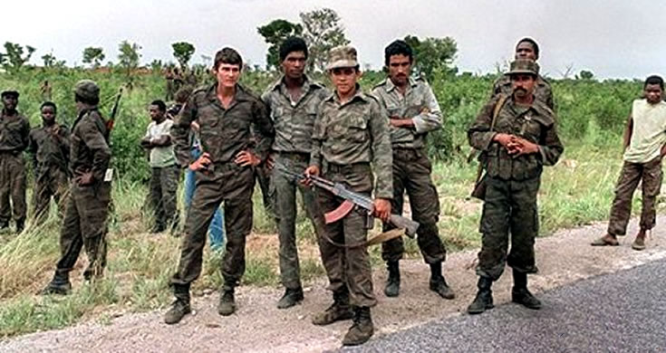 cuban troops in angola